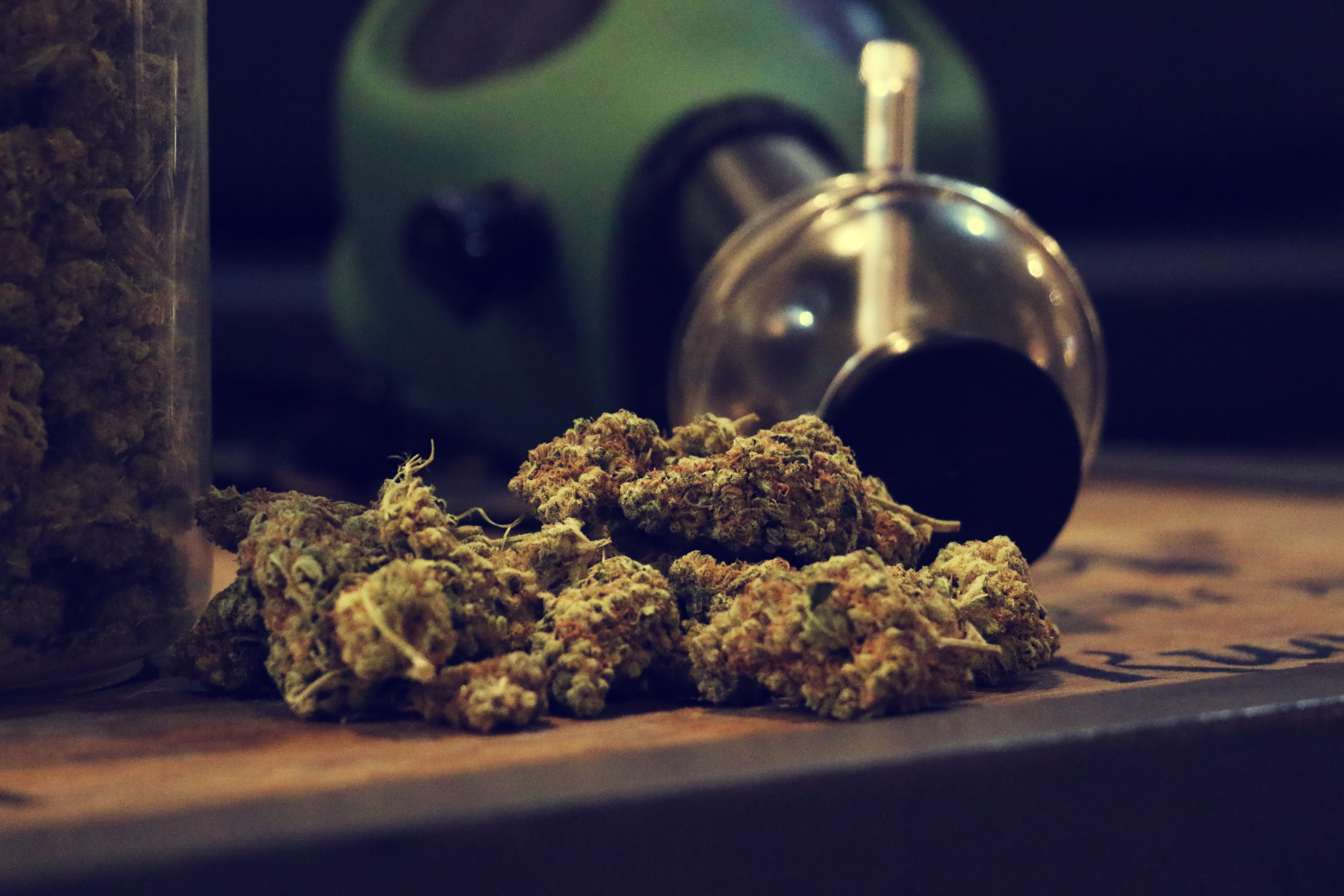 weed sample